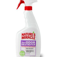 Nature's Miracle 3-in-1 Odor Destroyer
