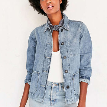 Levis Denim Chore Coat - Urban Outfitters