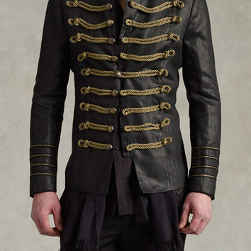 Hendrix Multi Button Rope Jacket - Jimi Hendrix Collection | John Varvatos