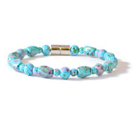 Turquoise Therapeutic Magnetic Bracelet