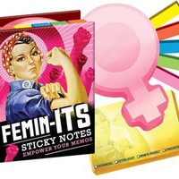 Femin-its Sticky Notes - Whimsical & Unique Gift Ideas for the Coolest Gift Givers