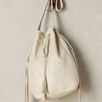 Luis Bucket Bag by BTB Bone One Size Bags