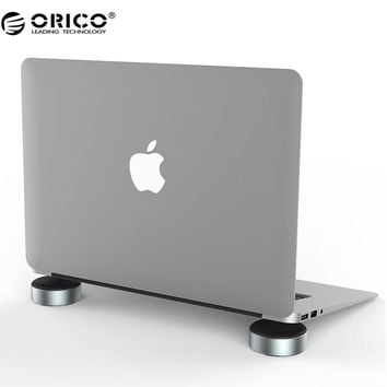 ORICO ANS2 Aluminum Creative Laptop Stand Notebook Computer Cooling Rack Radiator Support Cooler Stand Rack Holder Tool