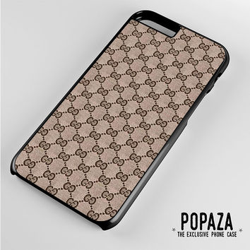Gucci Motif iPhone 6 Plus Case Cover