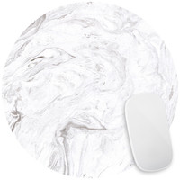 Pristine Marble Mouse Pad Decal