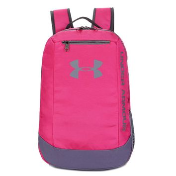 Under Armour Zipper SchoolBag Hiking backpack Handbag Backpack bag H-A-MPSJBSC