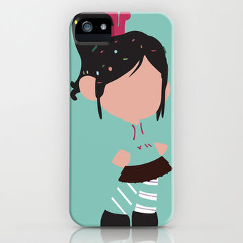 Vanellope von Schweetz - Wreck it Ralph iPhone & iPod Case by Adrian Mentus