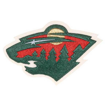 NHL Logo Patch - Minnesota Wild