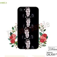 5 seconds of summer Phone Cases, iPhone 5/5S/5C Case, iPhone 4/4S Case, S3 S4 S5 Note 2 Note 3 Luke Hemmings -A065-2