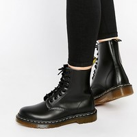 Dr Martens modern classics smooth 1460 8-eye boots at asos.com