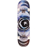 """Foundation Star & Moon Phases Skateboard Complete - 8.25"""""""