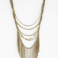 Dripping Chains Necklace - Urban Outfitters