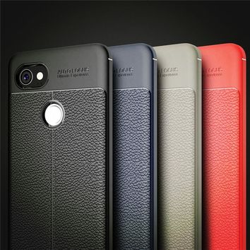 Luxury Silicone-Leather Cases