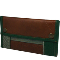 Vegan Leather Tobacco Pouch, Rolling Tobacco Pouch UNUSUAL Roll Your Own - UNUSUAL Tobacco Pouch