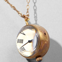 Bubble Watch Necklace | Whimsical Watch Necklace | fredflare.com