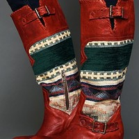 Free People Quixote Blanket Boot
