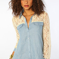 The Western Romance Top