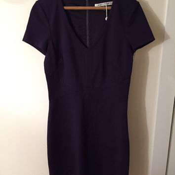 Trina Turk Calista Purple Dress