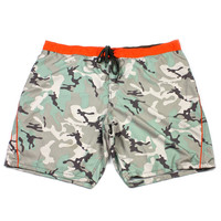 OP Camo Swim Trunks Mens Size 3XL