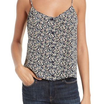 Equipment Perrin Print Silk Camisole | Nordstrom