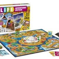 Hasbro Game Of Life World Adventure