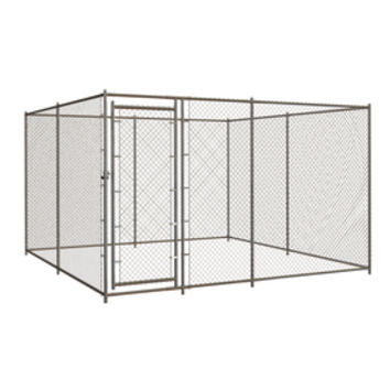 Shop Blue Hawk 10-ft x 10-ft x 6-ft Outdoor Dog Kennel Box Kit at Lowe's