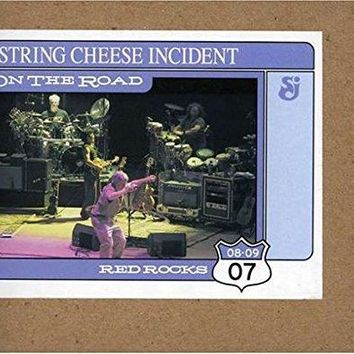 String Cheese Incident - On The Road, Morrison, CO 08/09/07