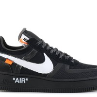 NIKE x OFF-WHITE : AIR FORCE 1