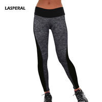 Women's Leggings Women Leggins Two-Sided High Waist Elastic Leggings Workout Clothes Women Leggings Pants 2016 LASPERAL