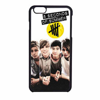 5Sos Band Poster Collage iPhone 6 Case