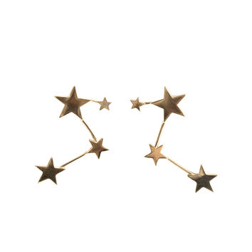 Large Star Earrings - Catbird