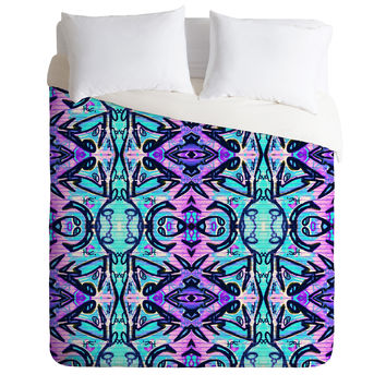 Caleb Troy Carried Away Duvet Cover