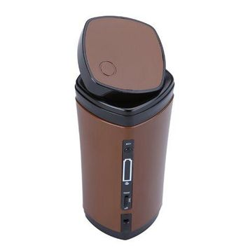Rechargeable USB Powered Coffee Cup Mug - Warmer & Automatic Stirring