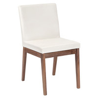 Lacy Dining Chair, White, Side Chairs
