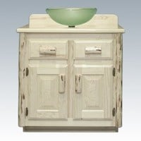 Montana Woodworks Bathroom Vanity in Ready To Finish