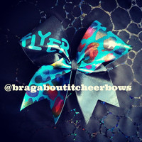flyer cheer bow