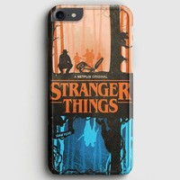 Stranger Things Poster Art iPhone 7 Case | casescraft