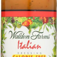 WALDEN FARMS: Calorie Free Italian Dressing, 12 oz
