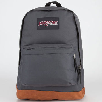 01fdbc989e Jansport Clarkson Backpack Forge Grey One Size For Men 19564611501