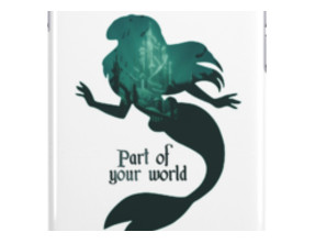 Ariel - Part of your world iPhone Cases & Skins