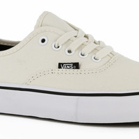 Vans Authentic Pro-White/Wht