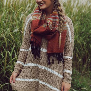 More Than Enough Sweater - Taupe