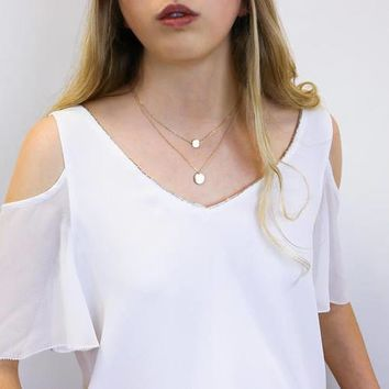 Layered Necklace • LNS121