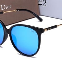 Dior men and women tide fashion beautiful sunglasses F-HWYMSH-YJ # 2