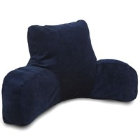 Villa Navy Reading Pillow