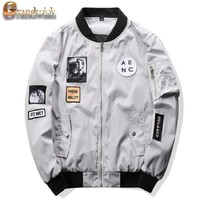 Men's Jackets Bomber Coat