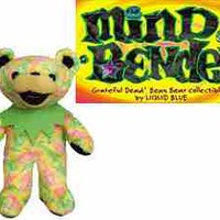 Mind Bender Grateful Dead Beanie Bear