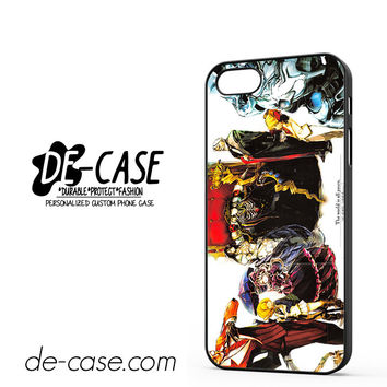 Overlord Japan Manga DEAL-8331 Apple Phonecase Cover For Iphone 5 / Iphone 5S