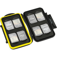 Ruggard Memory Card Case for Up to 8 SD Cards MCH-SD8B B&H Photo | B&H Photo Video