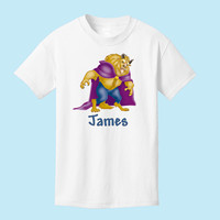 Custom Personalized Disney Beast from Beauty and Beast T Shirt